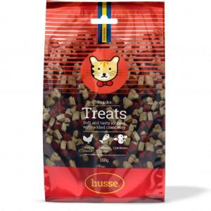 Treats: 150 g
