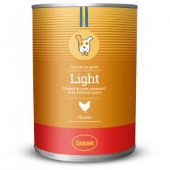 LIGHT - Kúsky mäsa kuracie